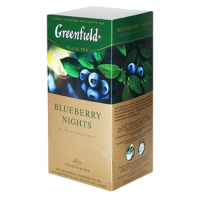Greenfield Blueberry Nights Sweetcoffee