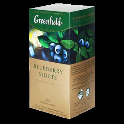 Greenfield Blueberry Nights Sweetcoffee