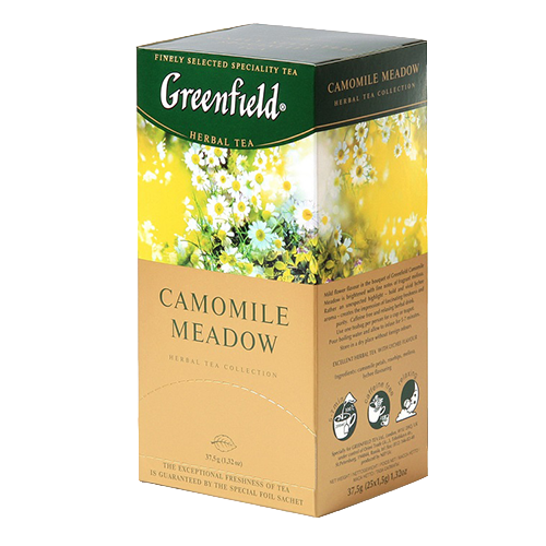 Greenfield Camomile Medow sWEETCOFFEE