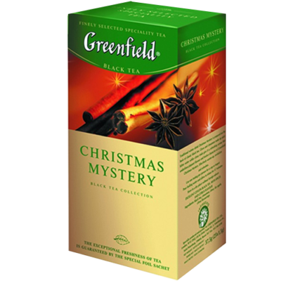 Greenfield Christmas Mystery Sweetcoffee