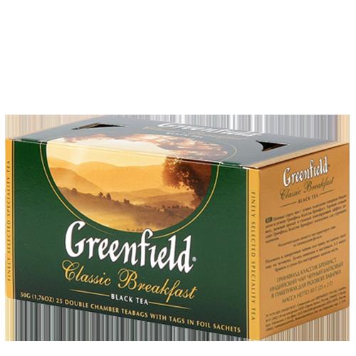Greenfield Classic Breakfast Sweetcoffee