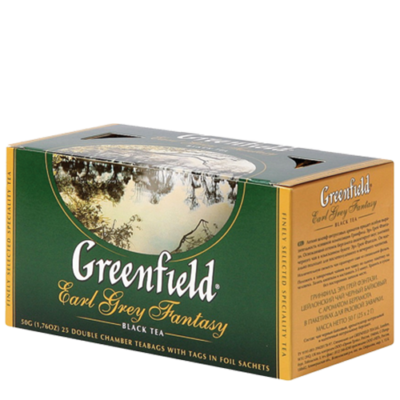 Greenfield Earl Grey Fantasy Sweetcoffee