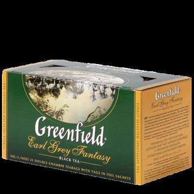 Greenfield Earl Grey Fantasy Sweetcoffee