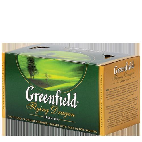 Greenfield Flying Dragon Sweetcoffee