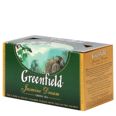 Greenfield Jasmine Dream Sweetcoffee