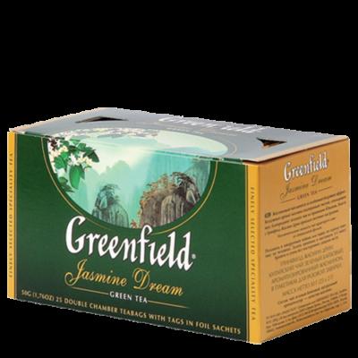 Greenfield Jasmine Dream Sweetcoffee