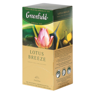 Greenfield Lotus Breeze Sweetcoffee