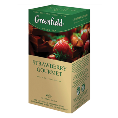 Greenfield Strawberry Gourmet Sweetcoffee