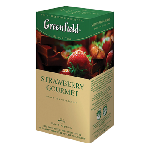Greenfield Strawberry Gourmet Sweetcoffee