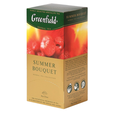 Greenfield Summer Bouquet sweetcoffee
