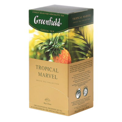 Greenfield Tropical Marvel sweetcoffee