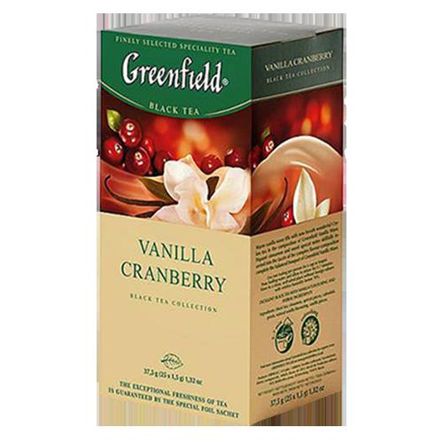 Greenfield Vanilla Cranberry