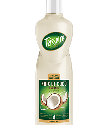Kokosový sirup do kávy Sweetcoffee