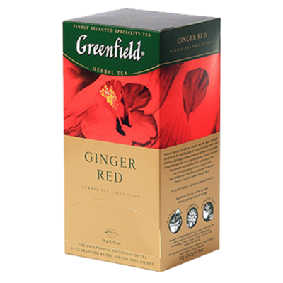 Greenfield Ginger Red