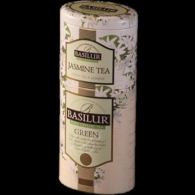 Basilur Jasmine and Green Sweetcoffee
