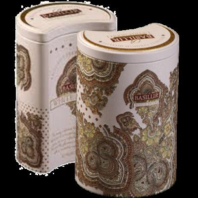 Luxusní sypané čaje BASILUR / Srí Lanka /