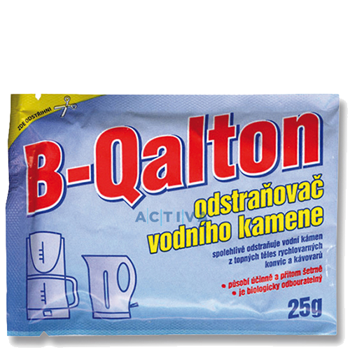Odstraňovač vodního kamene B-QALTON Sweetcoffee