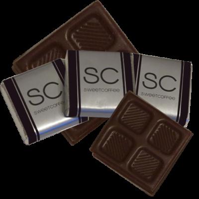 Čokoláda ke kávě SWEETCOFFEE
