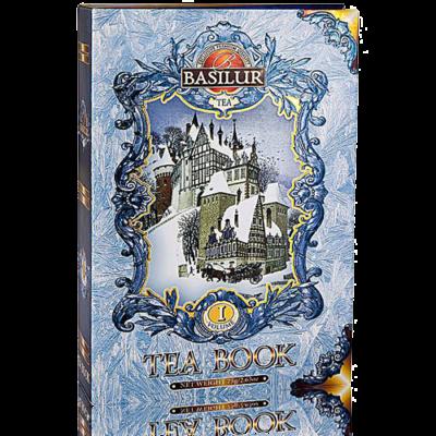 Basilur Blue Tea Book