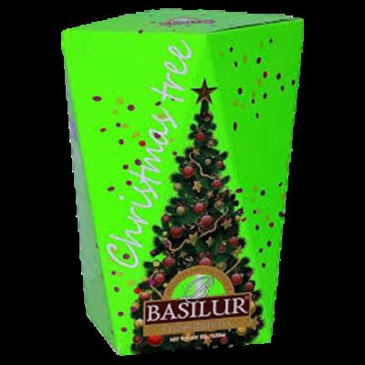 BASILUR CHRISTMAS TREE GREEN 85 G